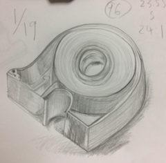 【1日1スケ】マスキングテープ
